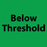 Below Threshold