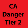 CA DangerTier2 Red2