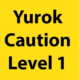 Yurok Caution 1